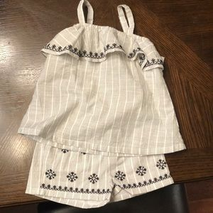 3t girl summer outfit brand new!
